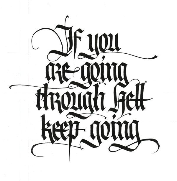 Calligraphy family quotes quotesgram