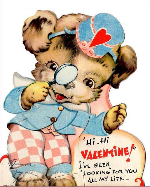 valentine's day castle story