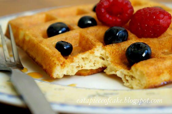 Marion Cunningham's Raised Waffles | Waffle Day | Pinterest