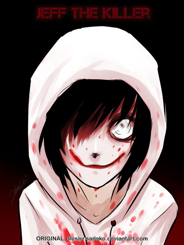Images About Jeff The Killer On Pinterest