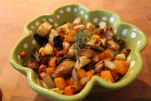 Honey Roasted Root Vegetables. The best side dish you'll try this fall ...