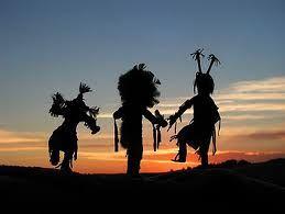 Native American Silhouette