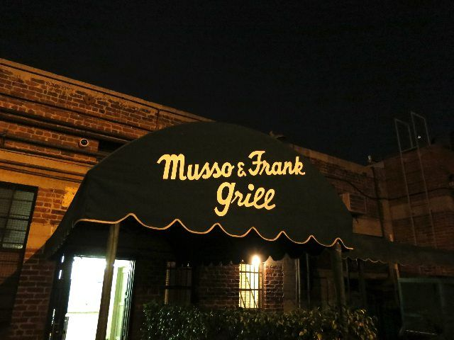 Musso frank grill hollywood ca gala decor pinterest - Musso and frank grill hollywood ...