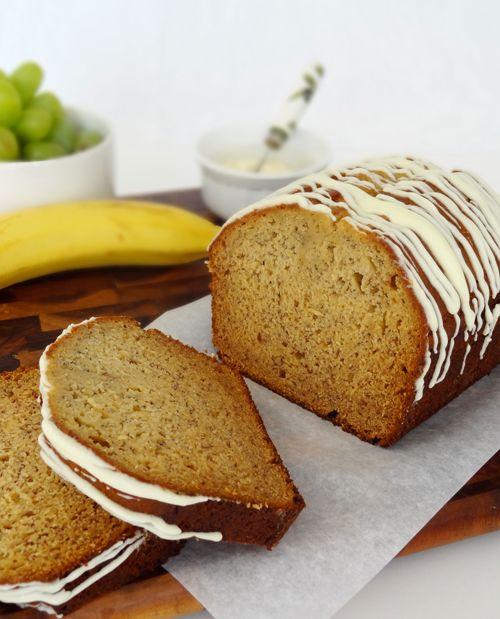 Super Moist Banana Bread | Recipe