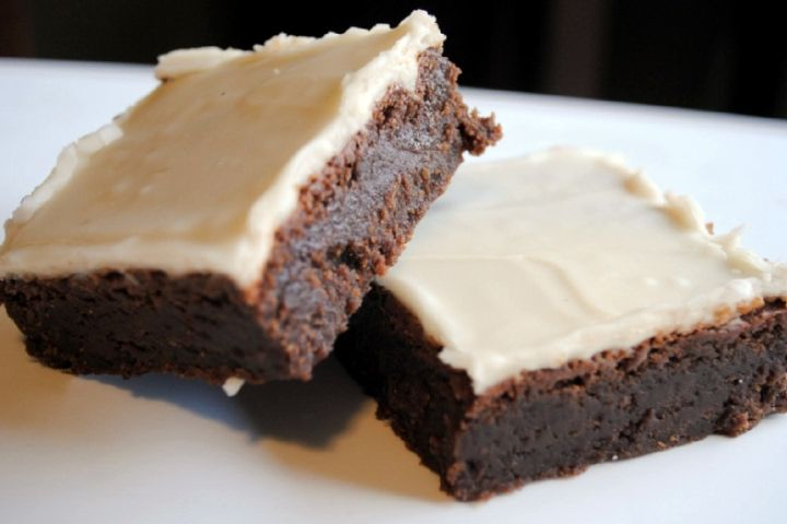 Brownies With Kahlua/coffee Glaze | Valentines | Pinterest