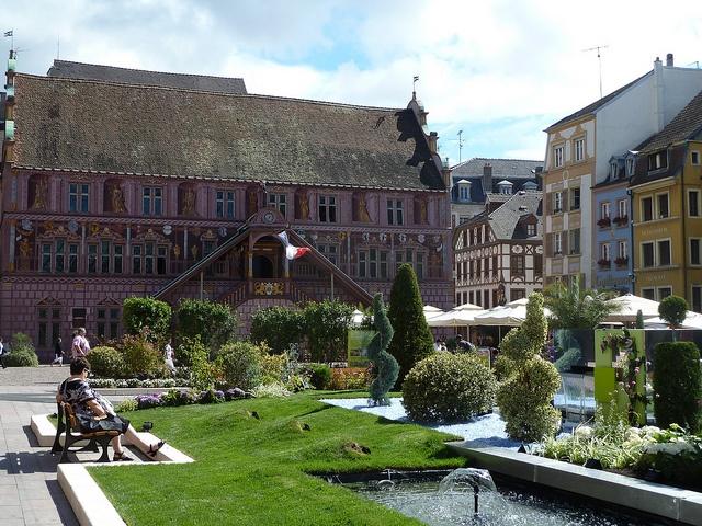 04 - Jardin de ville 2011, Mulhouse Alsace | Flickr - Photo Sharing!