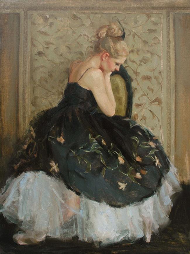 *Black Dress* ~ by Johanna Harmon ♡♥