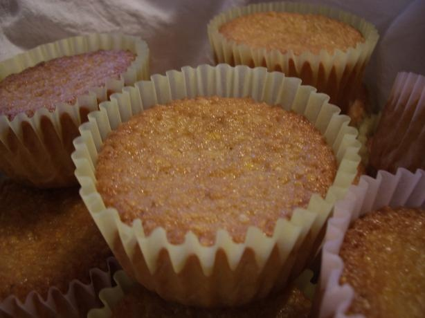Gluten Free Sweet Corn Bread Muffins from Food.com: These won't last ...