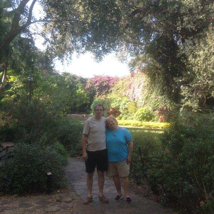 Hidden Garden Florida | Christmas in Florida 2013 | Pinterest