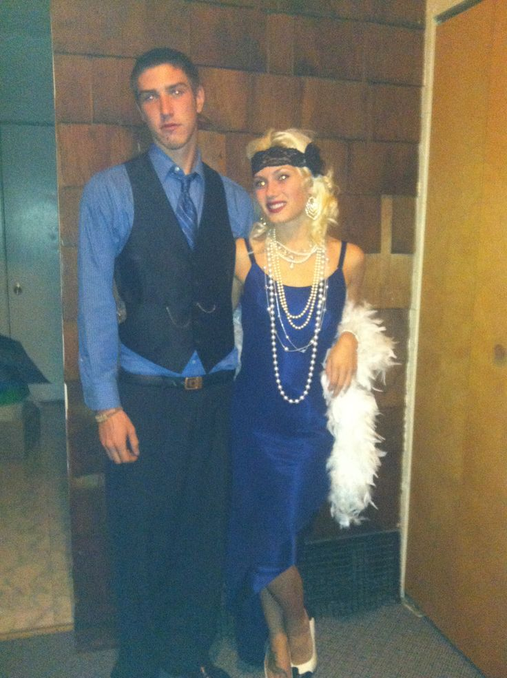 Diy great gatsby costumes