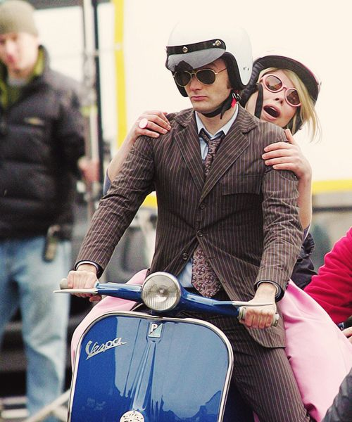 you goin' my way, doll? | The Doctor ...