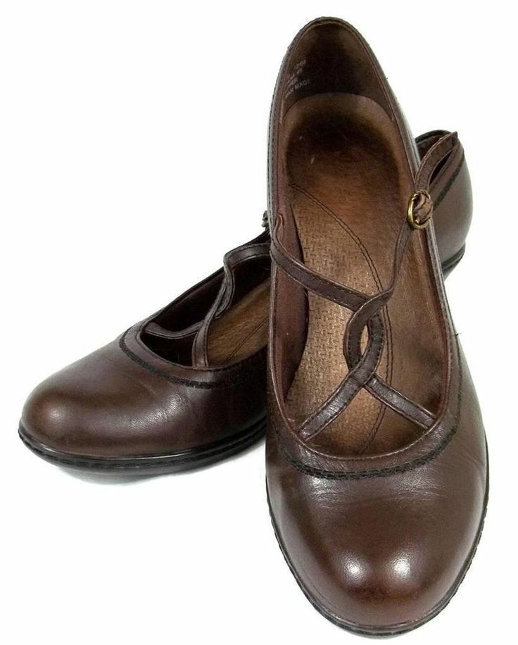 Perfect Genuine Leather Women Dress Shoes Pumps Comfortable Work Shoes-in Womenu0026#39;s Pumps From Shoes On ...
