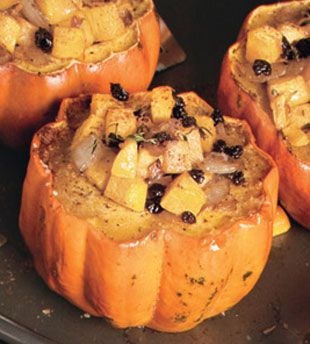 Winter Squash With Spiced Butter Recipes — Dishmaps