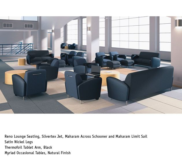 Educational Lounge Area Top Of The Line Furnitures