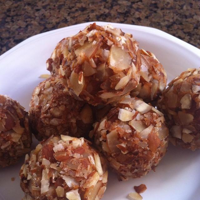 Paleo Energy Balls | Snack Bars (Fruit, Nut, Protein) | Pinterest