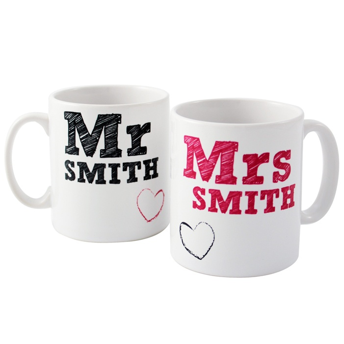 personalised mugs for valentines day