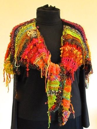 How to Crochet a Shawl | eHow