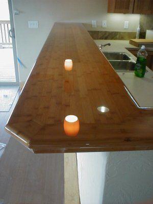 Resin Countertop Materials : wood under epoxy resin countertop January- Inside home build,Organi ...