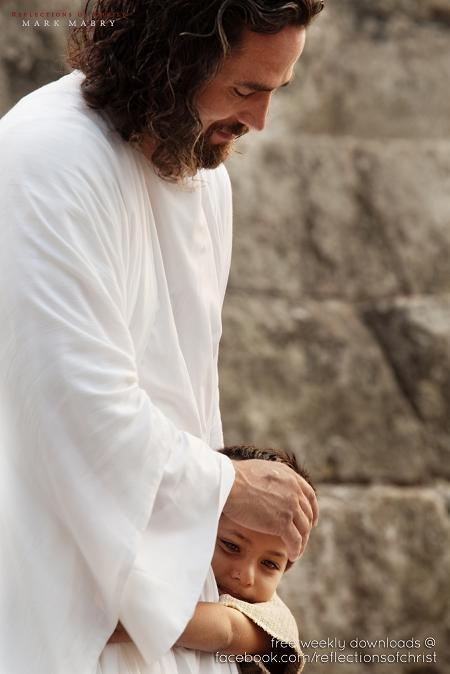 Jesus loves all His' Children!