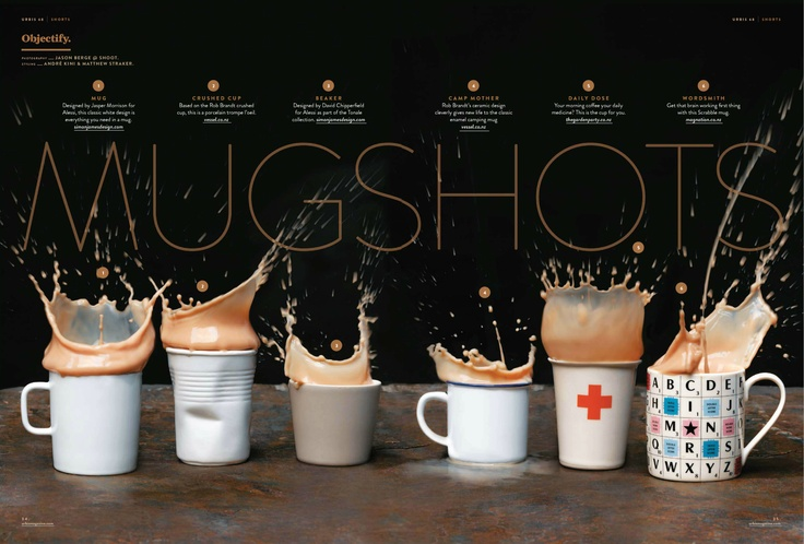 Mugshots by Surface Asia.