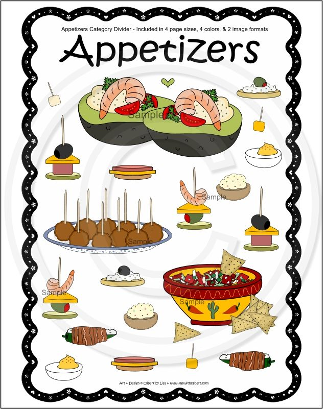 clipart for recipes - photo #14