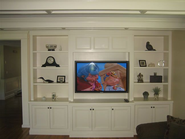living room built in shelves dream home pinterest