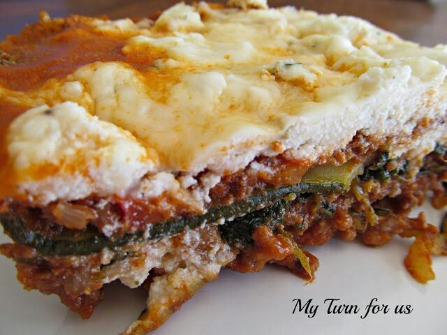 Zucchini Lasagna | Ready! | Pinterest