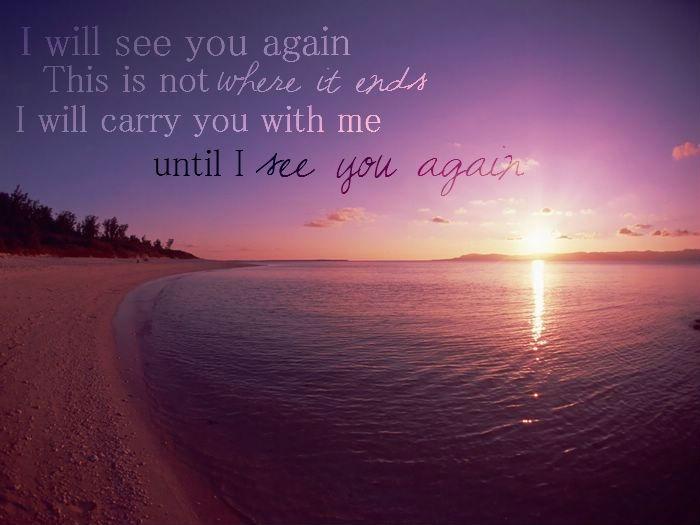 lyrics see you again carrie underwood