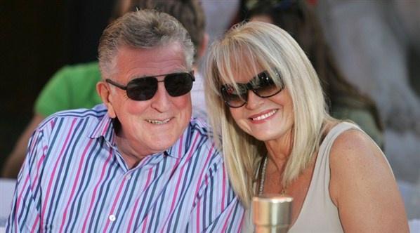 Richard and Clare Patt...