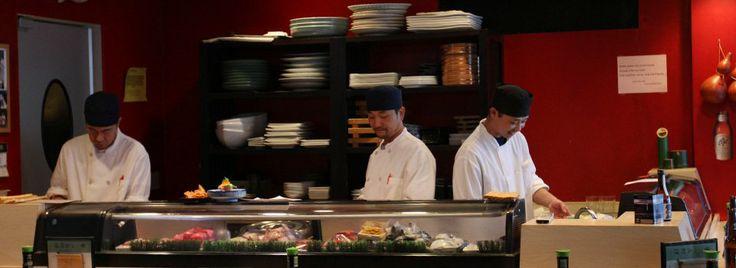 in Pasadena... I recommend: SHISO HOT (SHISO TEMPURA with SPICY TUNA ...