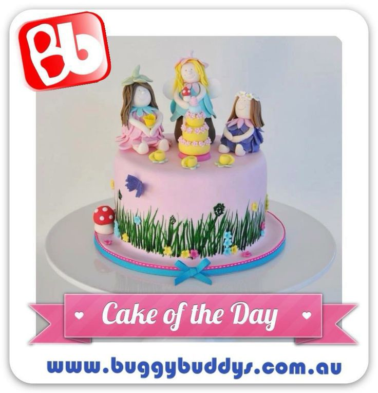 Fairy Birthday Cake For kids party ideas in Perth, WA see the ...