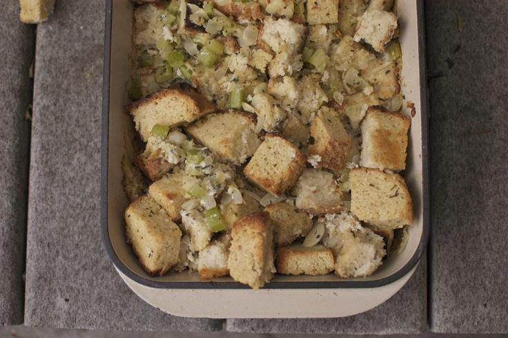 Spotlight Recipe: Gluten-Free Girl's Thanksgiving Stuffing