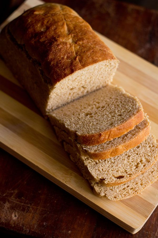 100% whole wheat bread or atta bread recipe with step by step pics - a ...