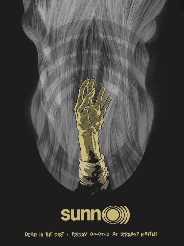 SunnO)) Live at Strange Matter