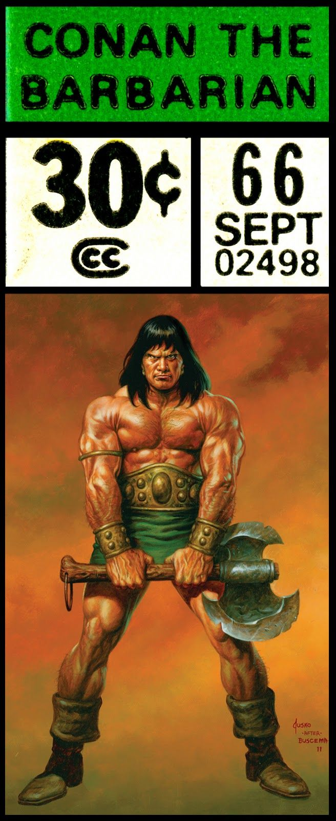 Conan the barbarian cartoon porn erotic gallery