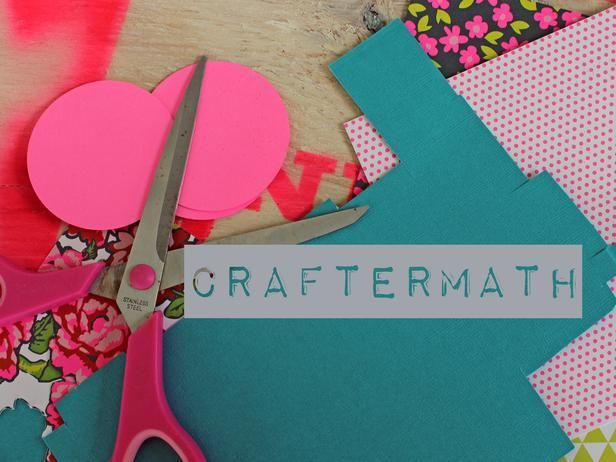 "#YouMightBeACrafterIf  ""One word: Craftermath.  Like a crafting hangover, every creative session yields a pile of tiny paper scraps dotted with paint overspray and glitter. (And of course, something amazing.)"" http://hg.tv/swr3"