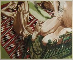 philip pearlstein | Painting | Pinterest Philip Pearlstein Drawing