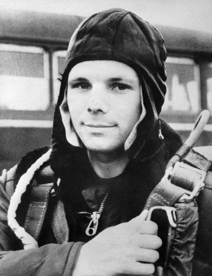yuri gagarin 1961 - photo #22