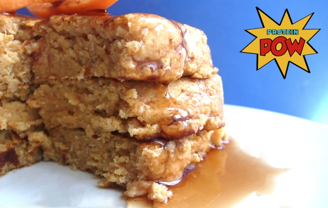 Carrot Cake Protein Pancakes | Pancakes | Pinterest