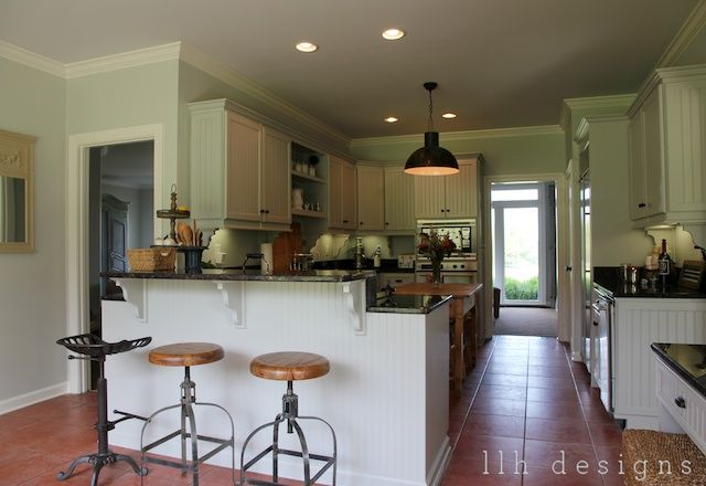 LLH DESIGNS My Farmhouse Kitchen Kitchens Pinterest