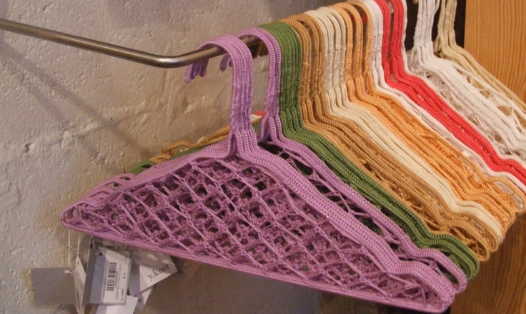 ... hangers available at y.knot! - Picture courtesy of Rita Lamah Hankash