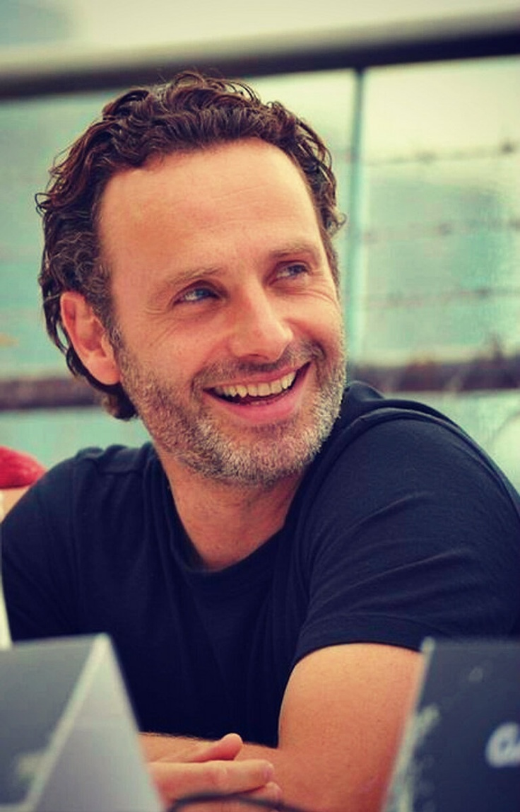 rick grimes andrew lincoln - photo #37