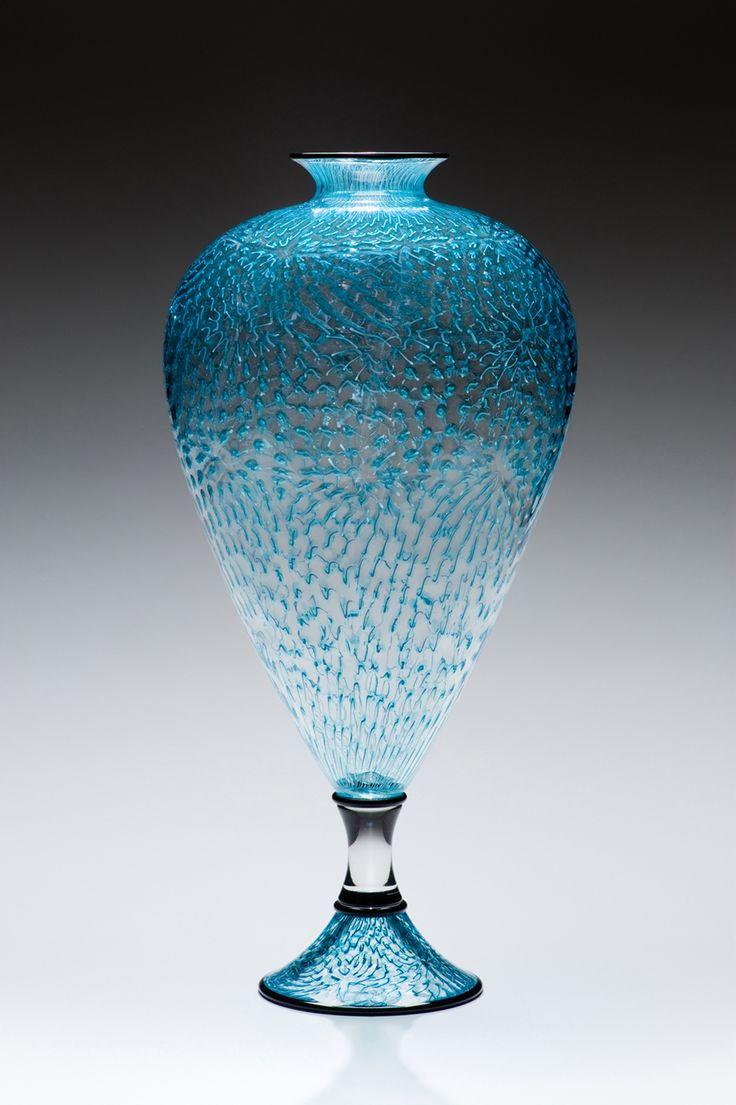 how to make blown glass art