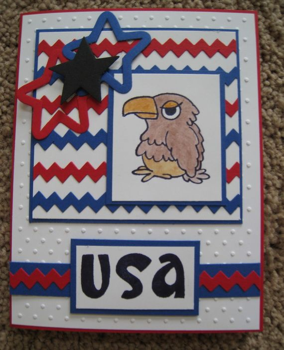 4th of july greeting card verses