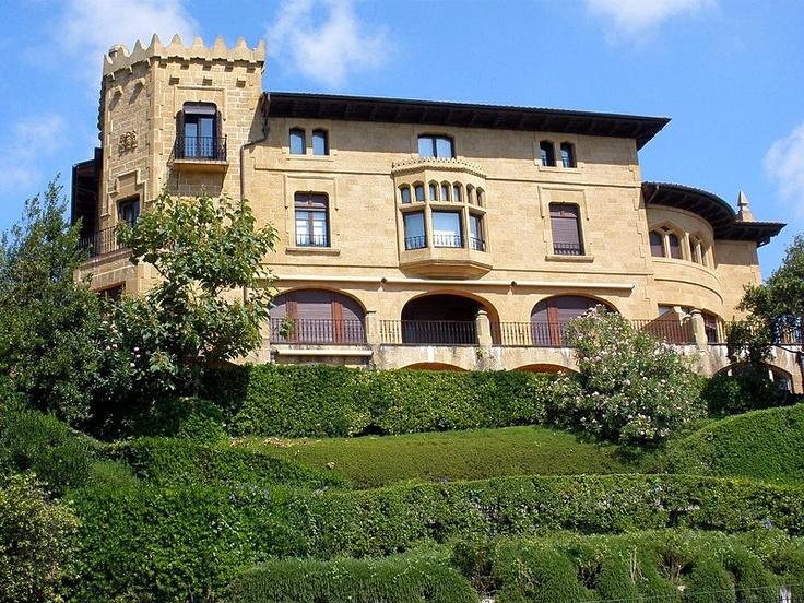 Palacio Ampuero (Foto: Zarateman)