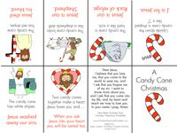Candy cane minibook christmas worksheets pinterest