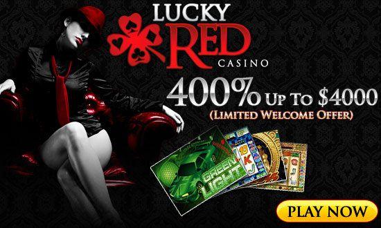 lucky red casino deposit bonus