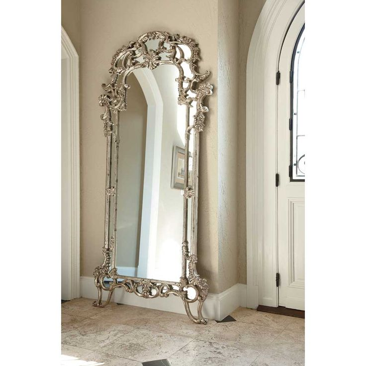 American drew jessica mcclintock boutique decorative floor for Fancy floor mirrors