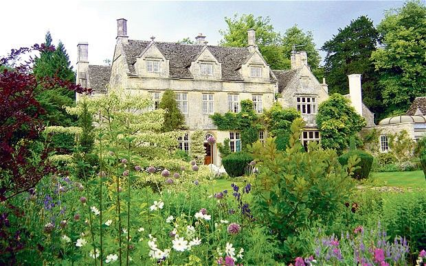 Country House Hotels For Garden Lovers With The Chelsea Flower Show