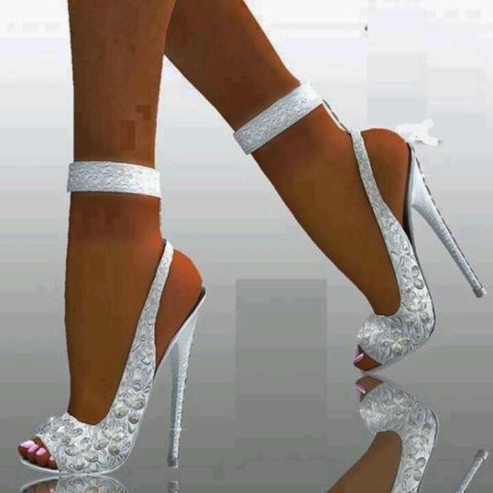 Beautiful Wedding Shoes 006 - Beautiful Wedding Shoes